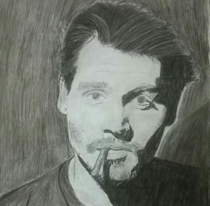 Johnny Depp by Kennybx